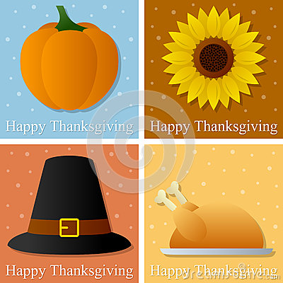 Happy Thanksgiving Day Cards