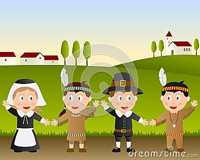 Happy Thanksgiving Kids
