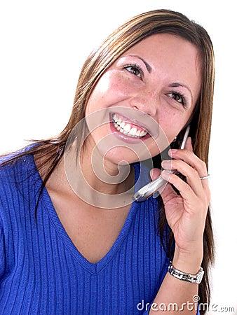Free Happy To Hear It! Stock Photo - 56230
