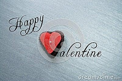 Happy Valentine Candle