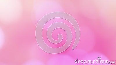 Happy Valentine day social media banner De geanimeerde film van de animatie grafisch licht blauw schijnt aan met poppkkleuren kle vector illustratie