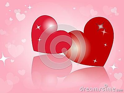 Happy Valentine`s Day Vector Illustration