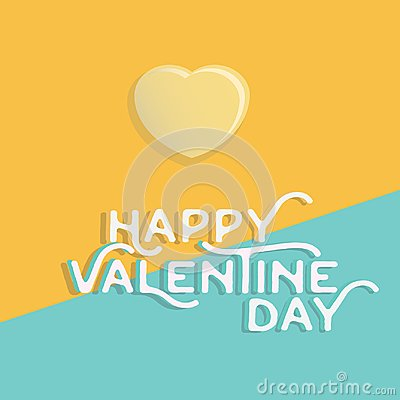 Free Happy Valentine`s Day Heart , Greeting Happy Valentine Day Holid Royalty Free Stock Image - 108674536