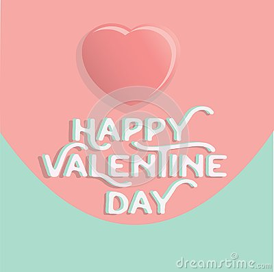 Free Happy Valentine`s Day Heart , Greeting Happy Valentine Day Holid Stock Photos - 108674753