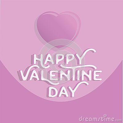 Free Happy Valentine`s Day Heart , Greeting Happy Valentine Day Holid Stock Images - 108674894