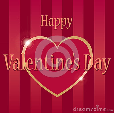 Happy Valentines Day Stock Image - Image: 28542311
