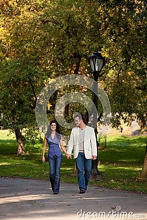 Happy Walk People