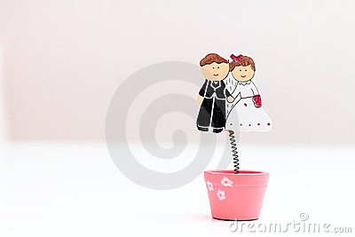 Happy weddings toys