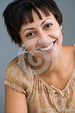 Free Happy Woman Stock Image - 2169401