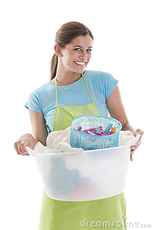 the process of doing the laundry Review each process beginning with washing what is the basic symbol how are the permanent press and gentle cycle represented  building laundry skills.