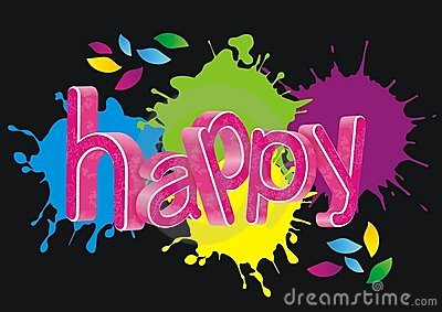 Image result for pictures of the word happy