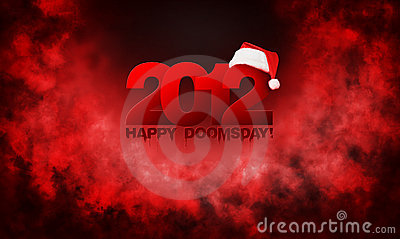 Happy year 2012 doomsday