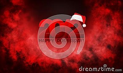 Happy year 2012 doomsday
