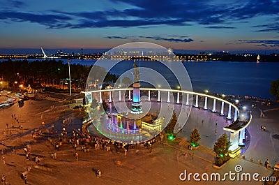 Harbin Flood Control Monument