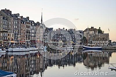 Harbor in Bretagne
