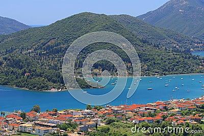 Harbor of Nidri