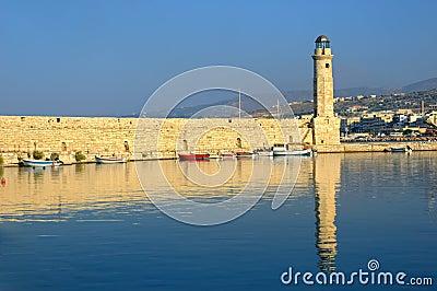 Harbor at Rethymnon