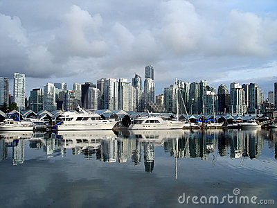 Harbor View in Vancouver