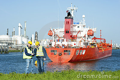 Harbor Workers