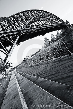 Free Harbour Bridge Stock Photos - 9012613