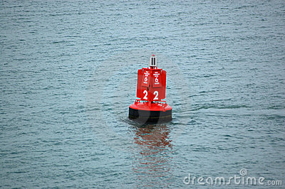 Harbour buoy