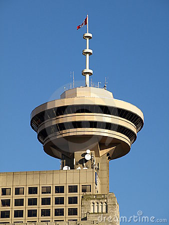 Harbour Centre Tower Vancouver