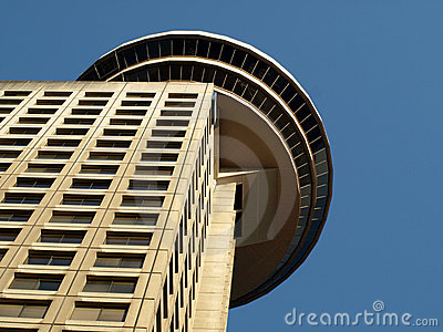 Harbour Centre in Vancouver, BC