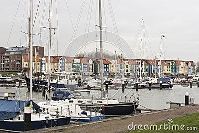 Harbour Hellevoetsluis