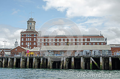 Harbour Master HQ, Portsmouth