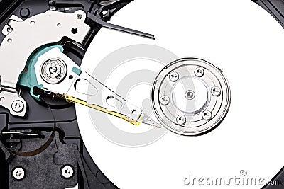 Hard disc drive 2