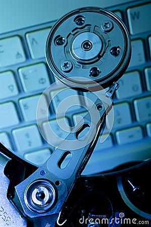 Free Hard Disk. Stock Photos - 17427243