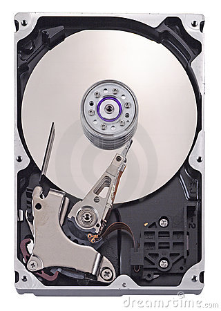 Free Hard Disk Royalty Free Stock Photo - 19015