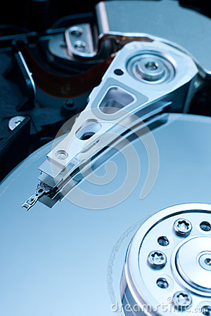 Free Hard Disk Drive Stock Photos - 26365743