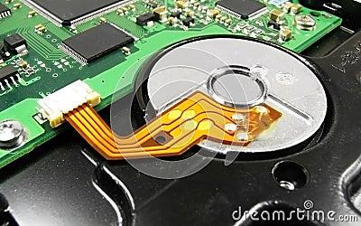 Hard drive circuit 3