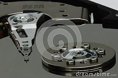Hard-drive reader arm