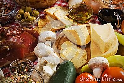 Hard italian cheese
