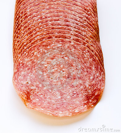 Hard Salami Slices