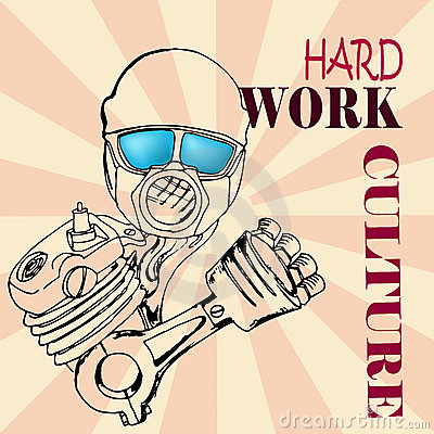 Hard work culture