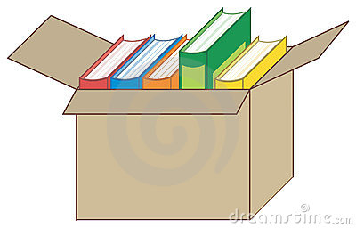 Hardback Books in a Box