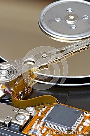 Harddisk Component