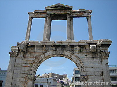 Hardian s Arch, Athens