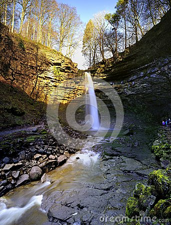 Hardrow Force Stock Photo