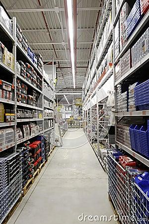 Hardware store Editorial Photo