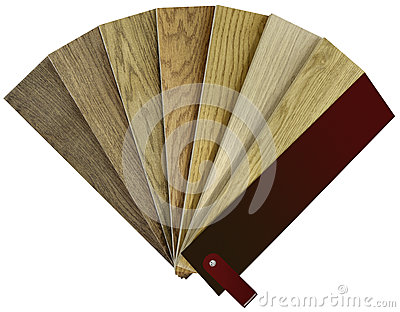 Hardwood Color Swatch