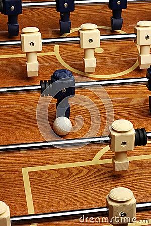 Hardwood Foosball Table Game