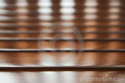 Hardwood panel background