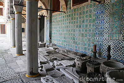 Harem of the Topkapi Palace