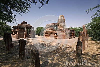 Harihara Hindu Temple - Osian - Rajasthan - India