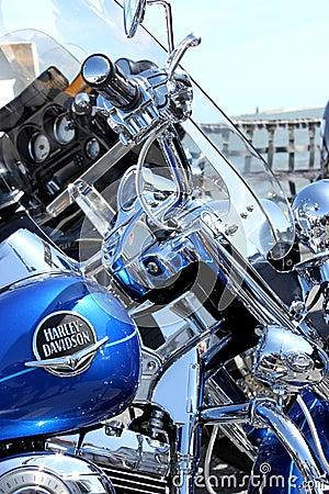 Harley Davidson Editorial Stock Image