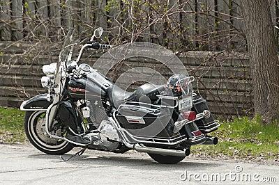Harley-Davidson motorcycle Editorial Photography